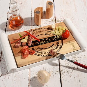 Bambusowa deska do serwowania Special Food