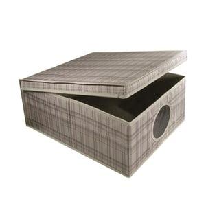Pudełko Tartan, 50x40x25 cm