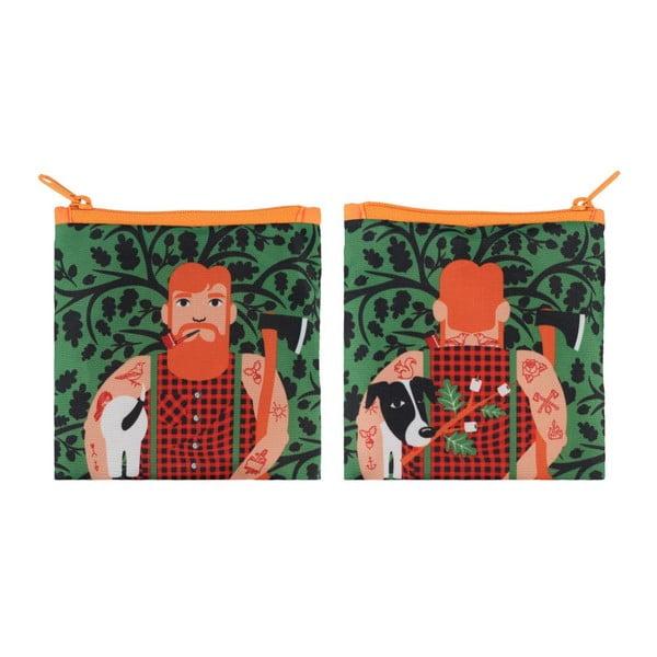 Składana torba na zakupy Lumber Jack by Cristina Caramida