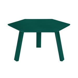 Stolik Hexagon Green, 47x37x47 cm