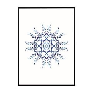 Plakat Nord & Co Let It Snow, 21x29 cm