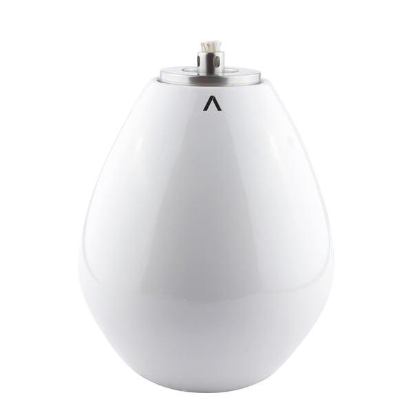 Lampa olejowa Stockholm White, 29 cm
