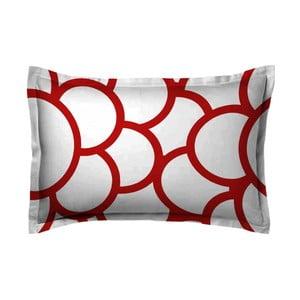 Poszewka na poduszkę Moa Rojo, 70x80 cm