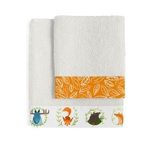 Komplet 2 ręczników Little W Brave