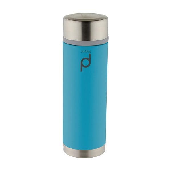 Niebieski termos Pioneer Drinks Pod, 350 ml
