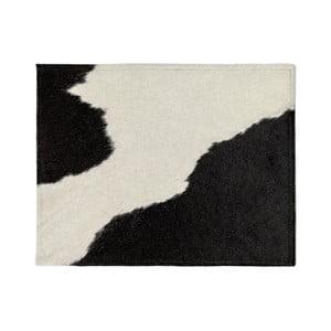 Mata stołowa ze skóry bydlęcej Tira, 45x35cm