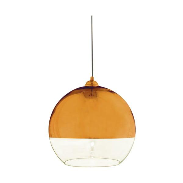 Lampa wisząca Scan Lamps Lux Copper, ⌀35 cm
