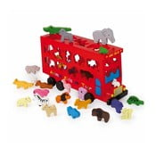 Sorter dla dzieci Legler ABC Bus