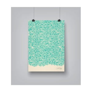 Plakat Americanflat Abstract Pattern, 30x42 cm