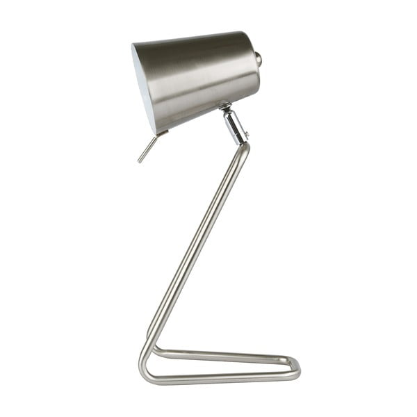 Lampa stołowa Present Time Z Metal Satin