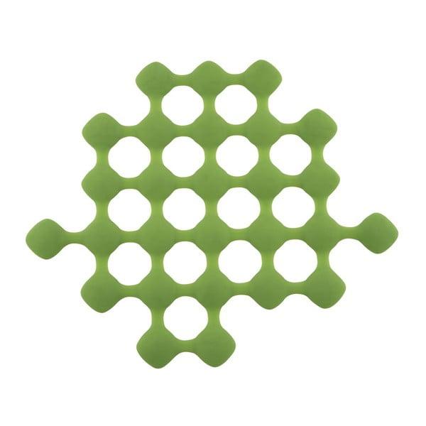 Silikonowa podstawka pod gorące naczynia Zone Green