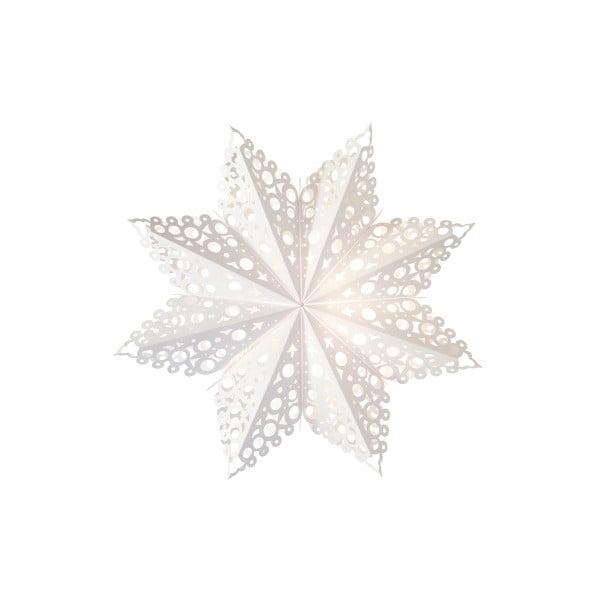 Wisząca  ozdoba świetlna gwiazda Best Season Paper Star Gordo
