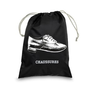 Torba podróżna na buty Potiron Paris Tidy, 40x30 cm