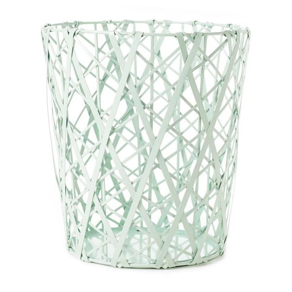 Kosz na papier Design Ideas Tangle Mint