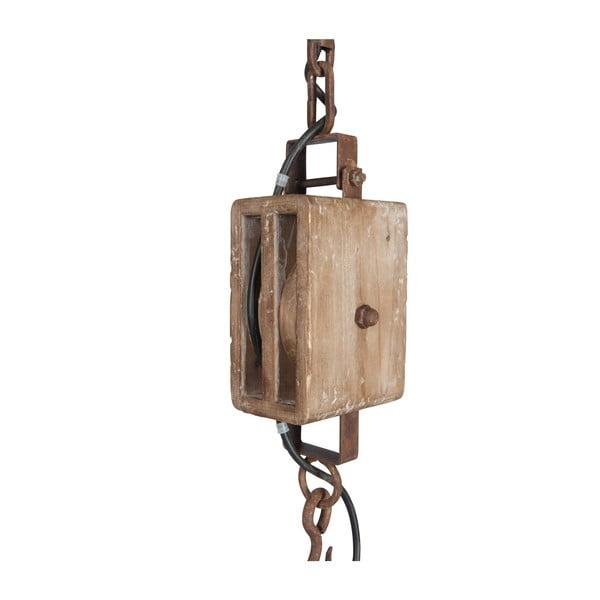 Lampa wisząca J-Line Pulley Rust