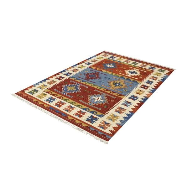 Ręcznie tkany dywan Kilim Classic 10 D Mix, 95x155 cm