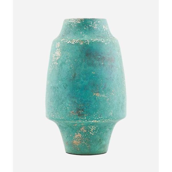 Ceramiczny wazon Blues, wysokość 19 cm