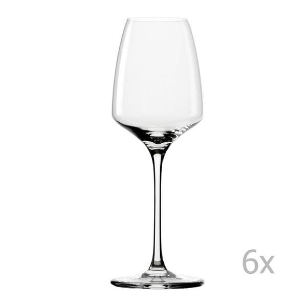 Zestaw 6 kieliszków Lausitz Experience White Wine, 285 ml