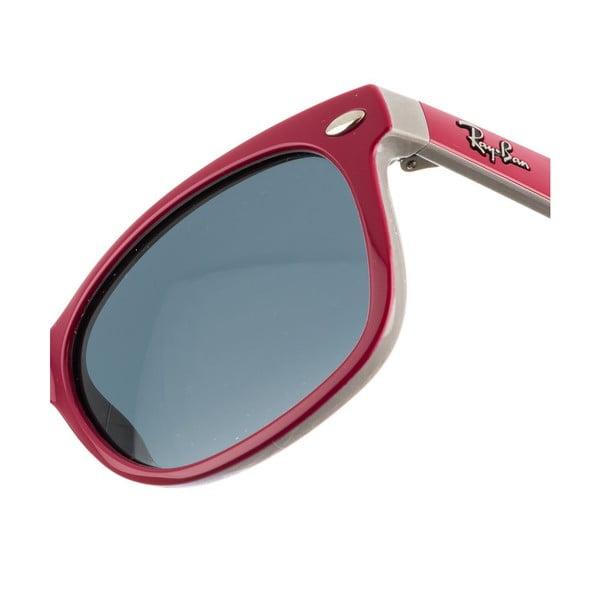 Okulary przeciwsłoneczne dziecięce Ray-Ban 9052 Maroon/Gray 47 mm