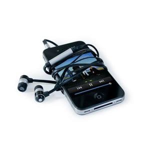Słuchawki hi-Earphones, czarne