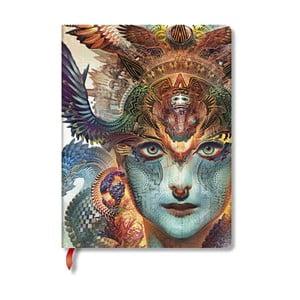 Notes w twardej oprawie Paperblanks Dharma, 18x23cm