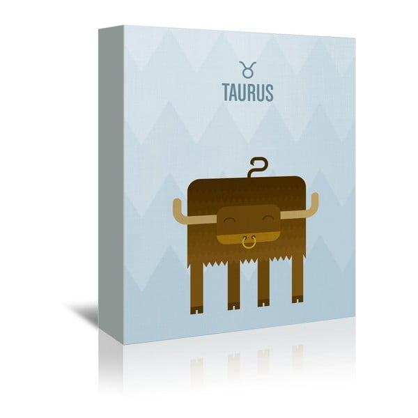 Obraz na płótnie Taurus