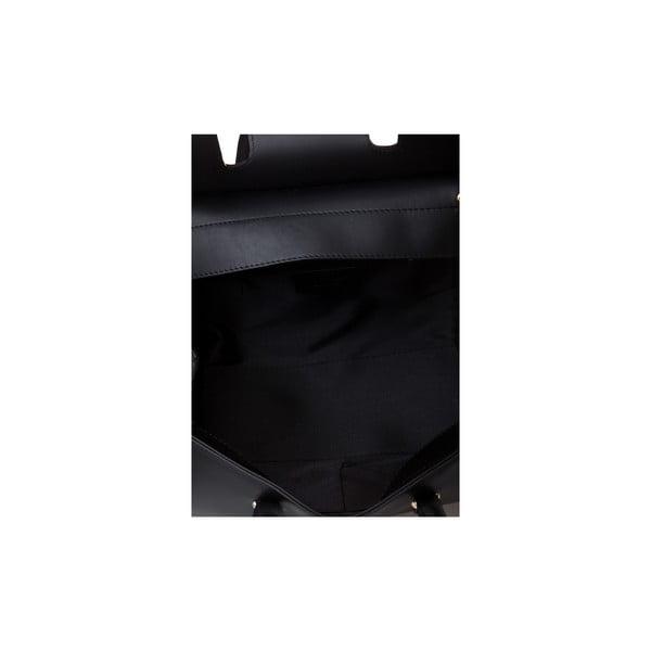 Torebka skórzana Markese 5156 Black
