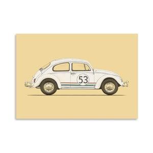 Plakat Beetle, 30x42 cm