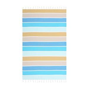 Ręcznik hammam Begonville Haley Beach, 180x100 cm