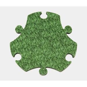 Dywan Puzzle Carpet trawa, 1 szt