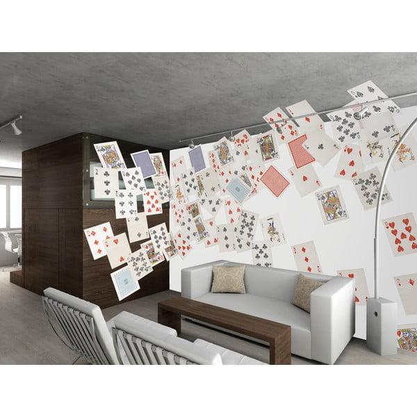 Kolaż dekoracyjny Cards