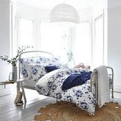 Niebieska pościel Bianca Spring Cotton, 135x200cm