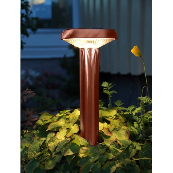 Lampa ogrodowa Solar Energy Path Light Umbrella Rose