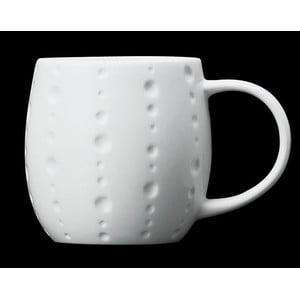 Kubek z angielskiej porcelany Plum Bubble