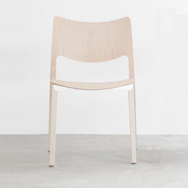 Krzesło Laclasica, naturalny jesion
