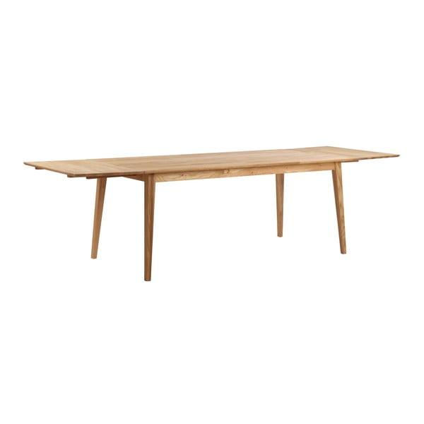 Stół dębowy Folke Mimi, dł. 180cm