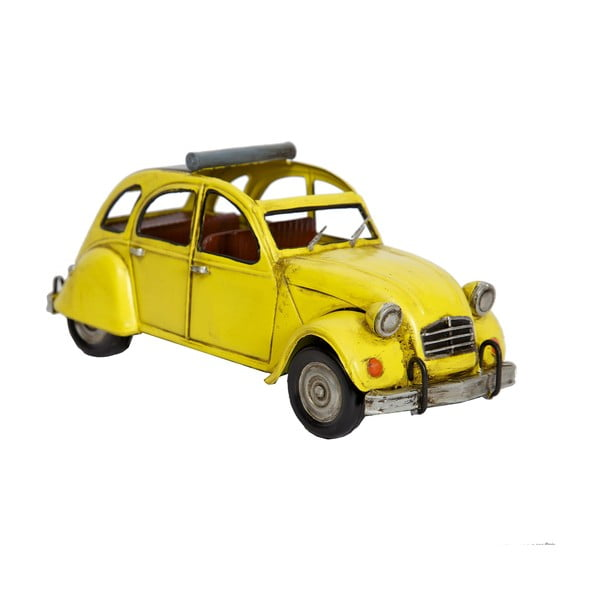 Samochód dekoracyjny Antic Line Jaune
