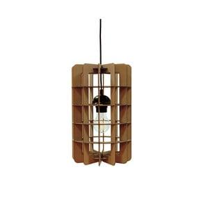 Lampa Tube, naturalna