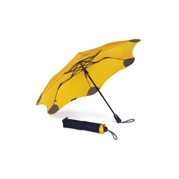 Super wytrzymały parasol Blunt XS_Metro 95 cm, żółty