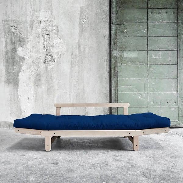 Sofa rozkładana Beat Beech/Royal