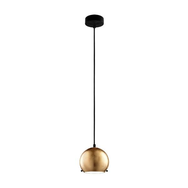 Lampa MYOO, gold/black/black