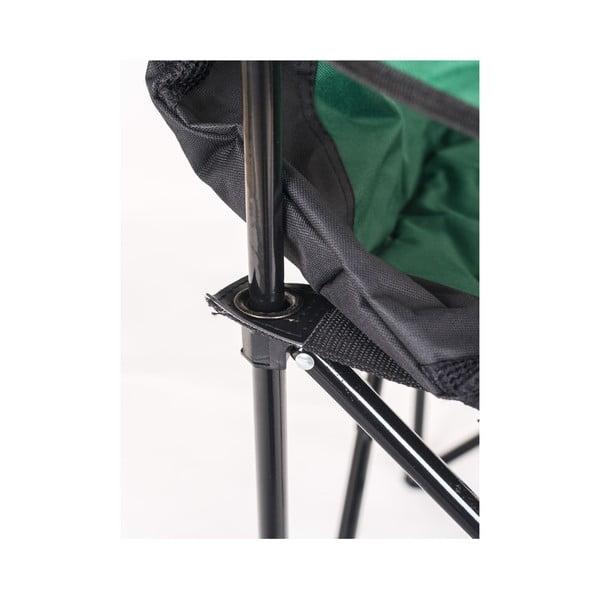 Krzesło wędkarskie Korfu, zielone