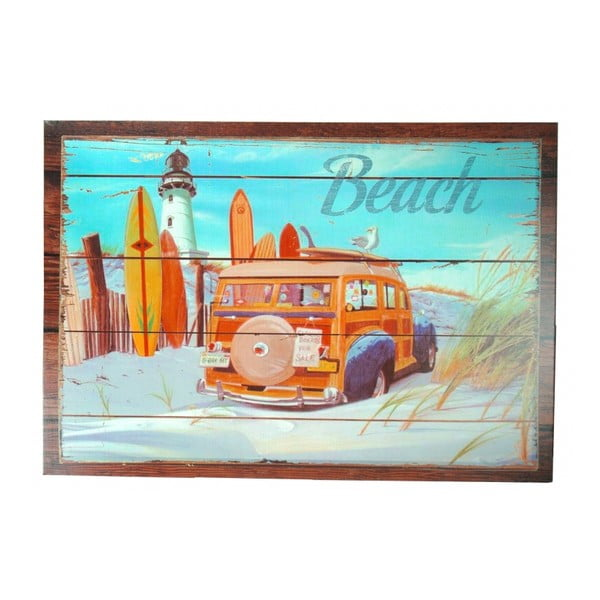 Obraz Beach Bus