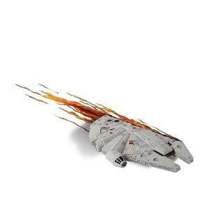 Kinkiet z naklejką Millennium Falcon