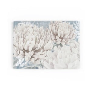 Obraz Graham & Brown Teal Bloom, 70x50cm