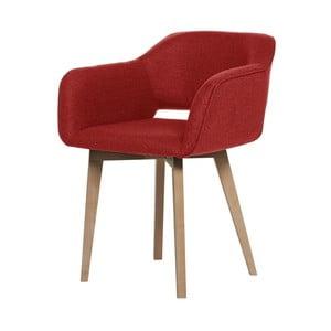 Czerwone krzesło My Pop Design Oldenburg