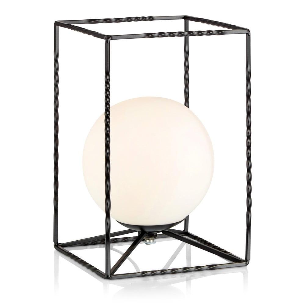 Czarna lampa stołowa Markslöjd Eve Table Black