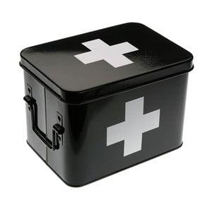 Apteczka First Aid Black