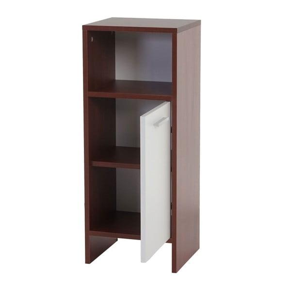 Szafka łazienkowa Sonoma Brown/White, 28x32x82 cm