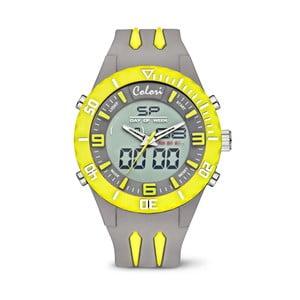 Zegarek Colori Anadigi 48 Neon Yellow